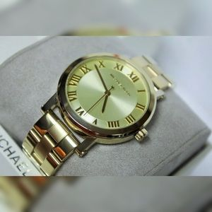 CLEARANCE SALE! Authentic Michael Kors Watch Gold